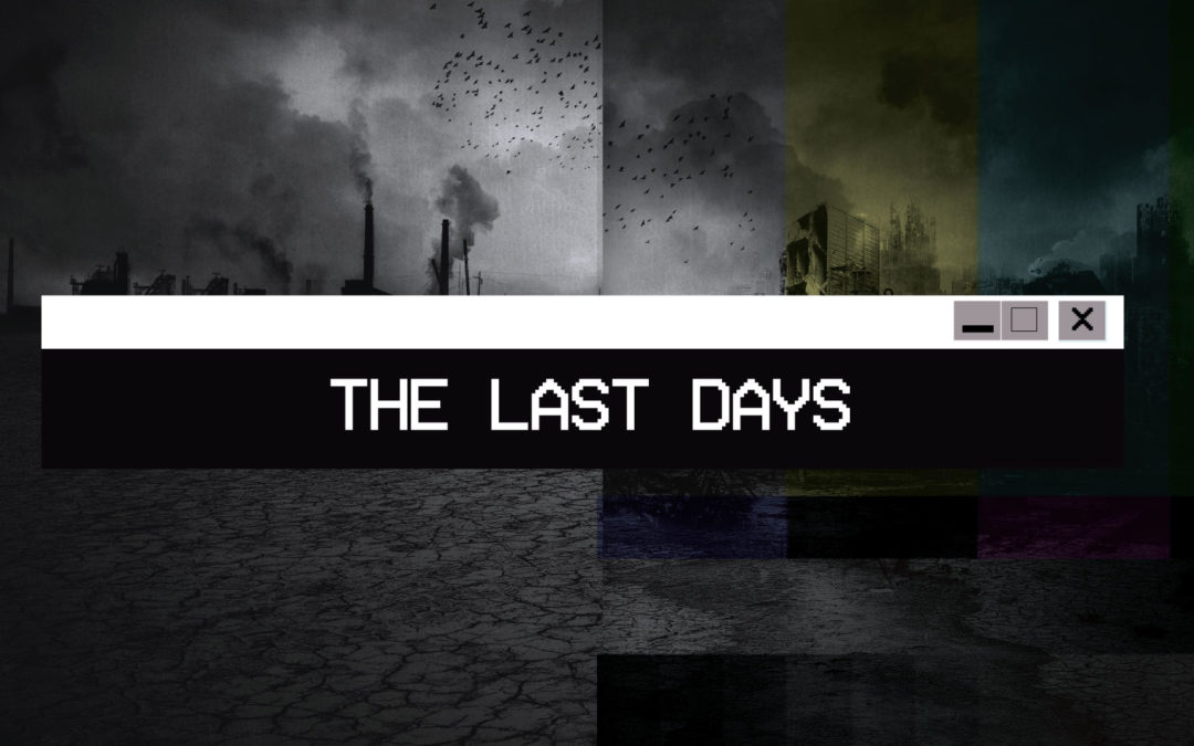 The Last Days | Tony Soldano