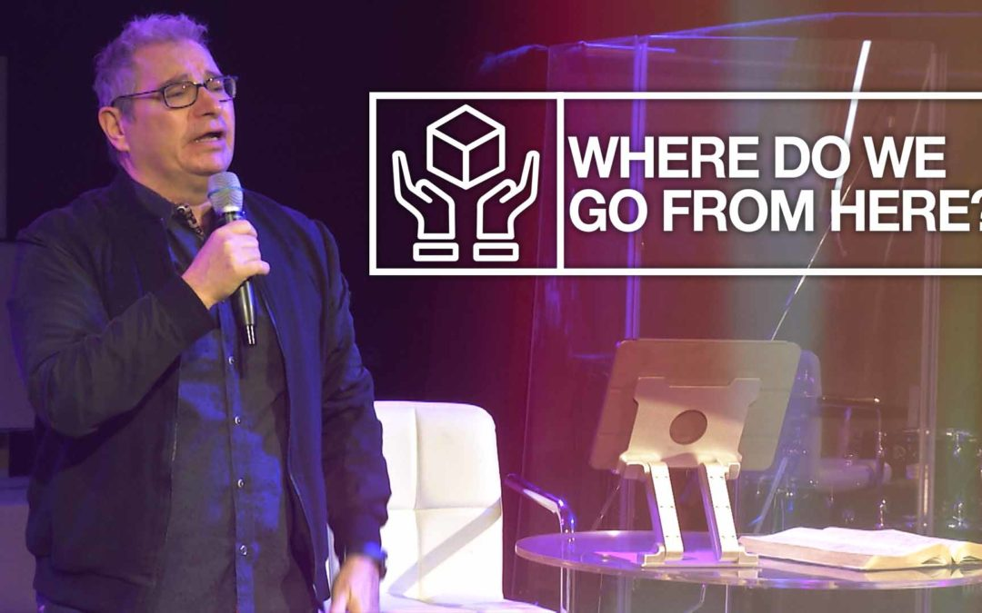 Where Do We Go From Here? | Tony Soldano