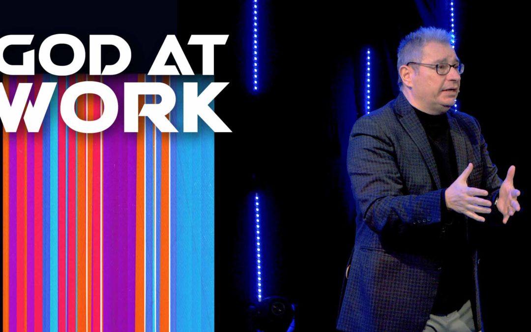 God at Work | Tony Soldano
