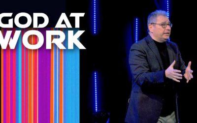 God at Work   Tony Soldano