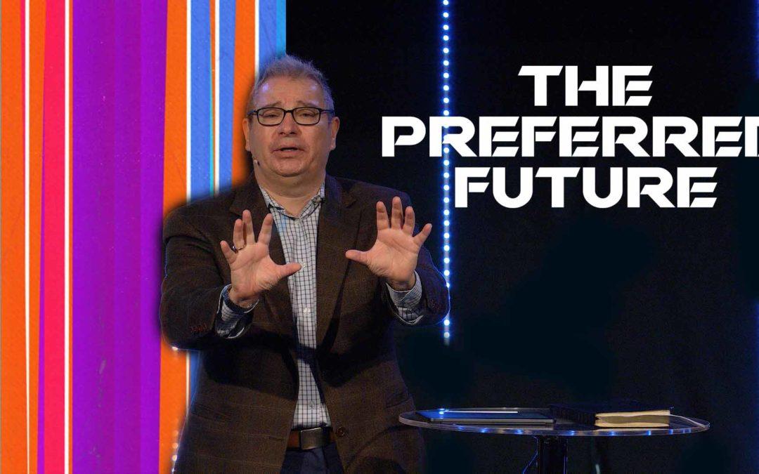 The Preferred Future | Tony Soldano