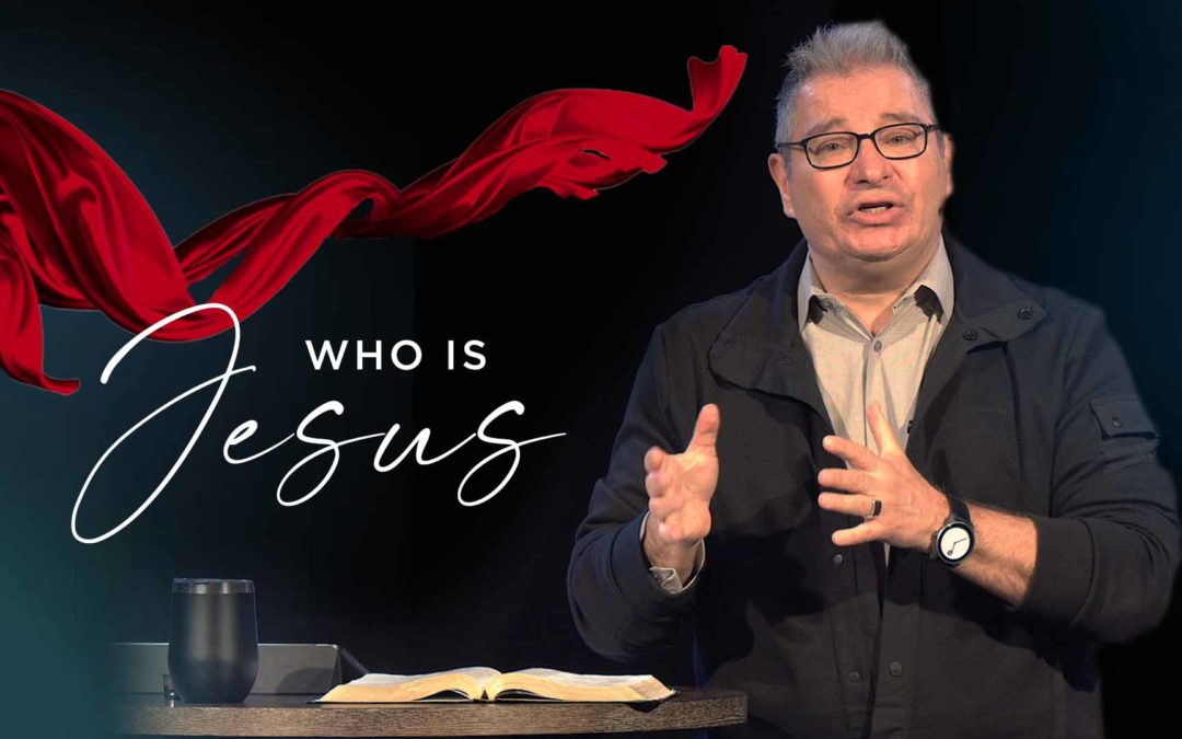 Who Is Jesus | Tony Soldano