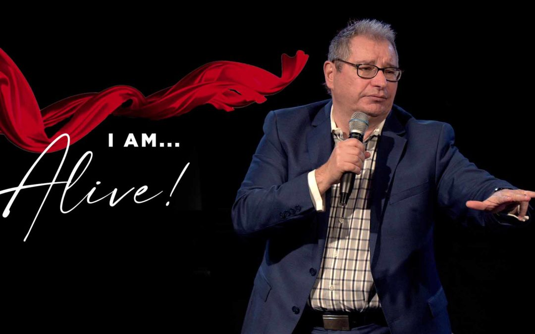 I Am… Alive | Tony Soldano