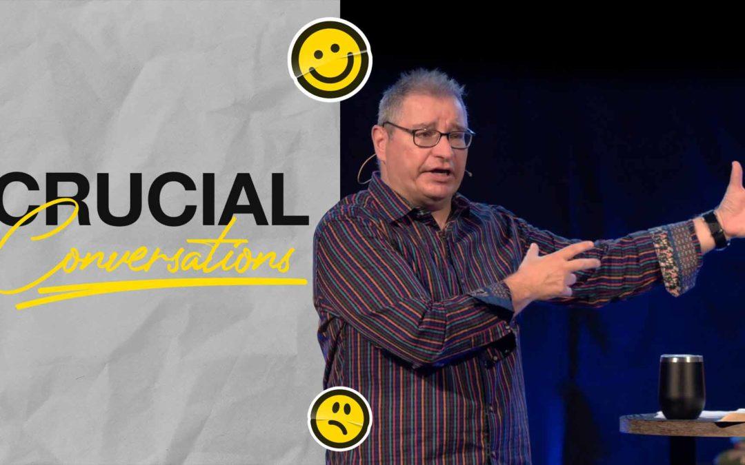 Crucial Conversations | Tony Soldano