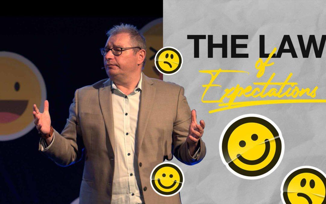 The Law of Expectations | Tony Soldano