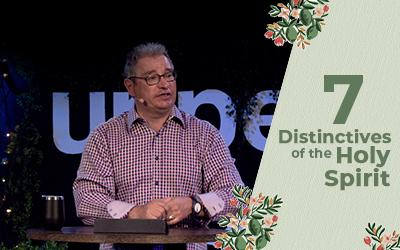 7 Distinctives of the Holy Spirit | Tony Soldano
