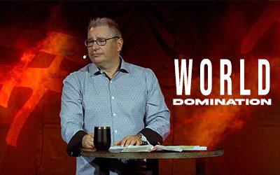 World Domination   Tony Soldano
