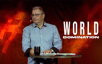 World Domination | Tony Soldano