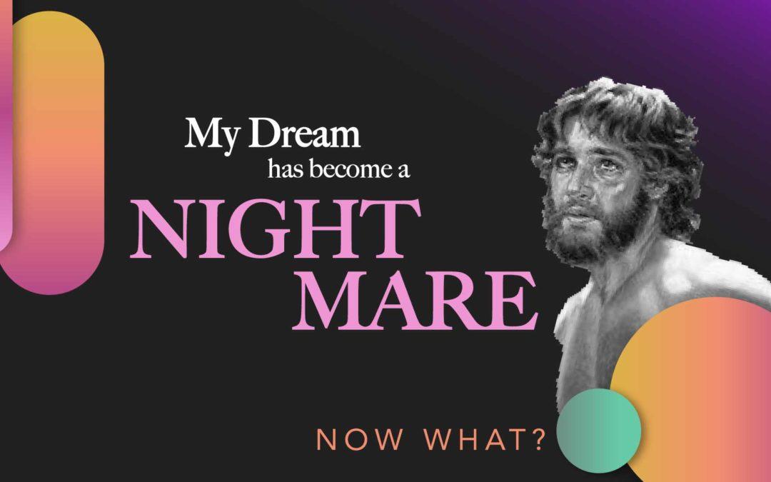 My Dream has Become a Nightmare | Tony Soldano