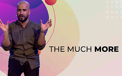 The Much More | Moses Khan