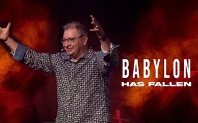 Babylon Has Fallen   Tony Soldano