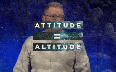 Attitude = Altitude   Tony Soldano
