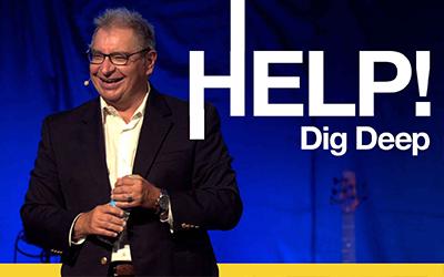 Dig Deep | Tony Soldano