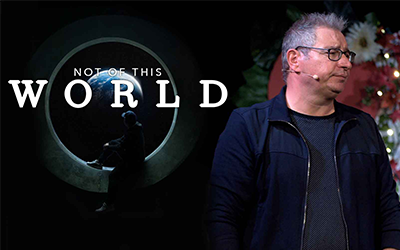 Not of This World   Tony Soldano